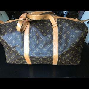 Authentic Louis Vuitton Sac Souple 45 VINTAGE